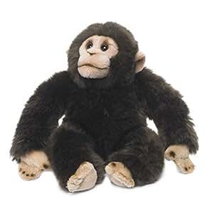 Wwf - 15191008 - Peluche - Chimpanzé - 23 cm