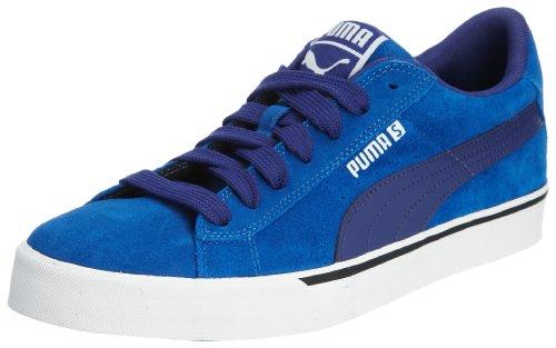 Puma  Puma SE Vulc,  Sneaker unisex adulto Nero (Schwarz (princess blue-navy blue 06))