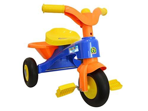 Triciclo per bambini happy boy - Mazzeo Giocattoli