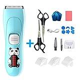 Haarschneidemaschinen für Kinder, leegoal professionelle Baby-Haarschneidemaschine Ultra-leise...
