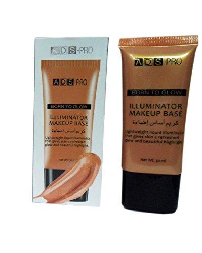 ADS PRO Born to Glow Illuminator Makeup Base - Gleam 02