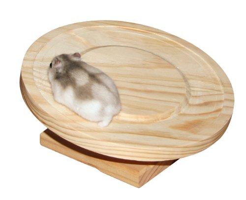 Kerbl Disque de Course pour Hamster 20 cm