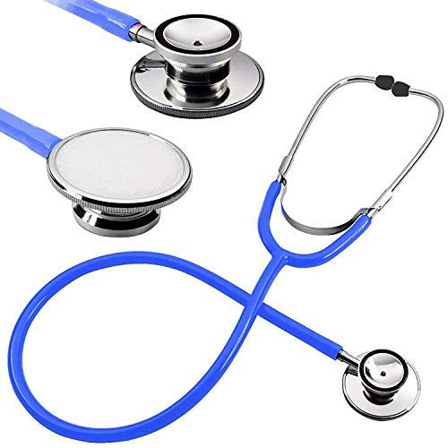 Estetoscopio de doble cabeza True Face Pro, para enfermera, médico, veterinario, médico,...