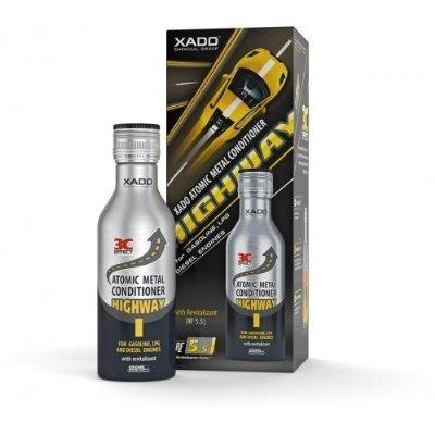 XADO Additivo per olio motore per la protezione dall'usura - Condizionatore Atomico del Metallo - XADO Highway, 225m