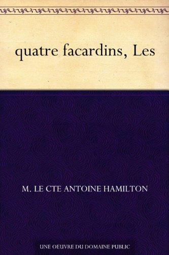 Couverture du livre quatre facardins, Les