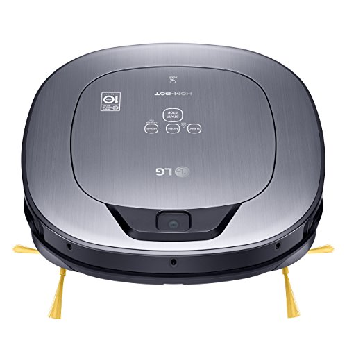 Lg VR65710LVMP - Aspirador robot, 2 cepillo + mopa