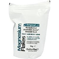 BetterYou - Copos de magnesio (1000 g, 2 unidades)