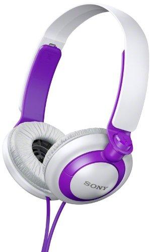 Sony Kopfhörer MDR-XB200 EXTRA BASS (Sony Mp3-player Lila)