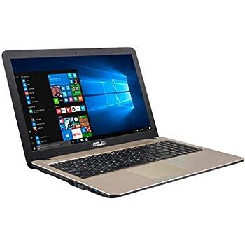 """ASUS K540LA-XX659T - Portátil de 15.6""""  HD (Intel Core i3-5005U , RAM de 4 GB, 1 TB HDD, Intel HD Graphics, Windows 10 Original) chocolate negro - Teclado QWERTY Español"""