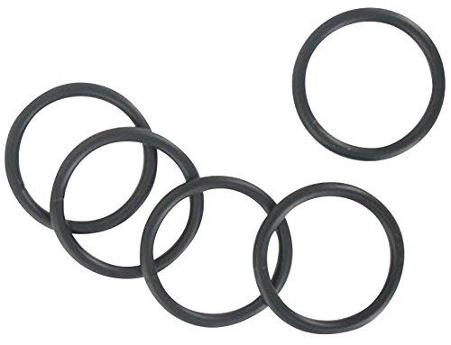 ATELIERS 28 Anneau Fer Noir Mat - Diamètre 20 mm - Vendu par 10
