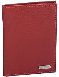 Piel–Porta Documentos DNI móvil (188C) estuche para tarjetas de crédito Identificación carpeta Tarjeta Funda Nuevo