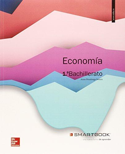 Economía 1. Penalonga - Edición 2015 (+ Smartbook) - 9788448195960 por Anxo Penalonga