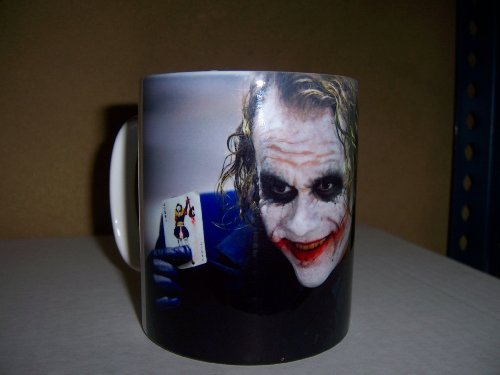 Il Joker Tazza/tazza Movie Memorabilia Heath Ledger Ace