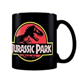 Close Up Z888095 Jurassic Park - Tazza con Logo Classico, Multicolore