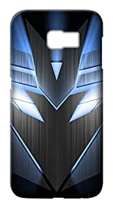 Mott2 Back Case for Samsung Galaxy S6 | Samsung Galaxy S6Back Cover | Samsung Galaxy S6 Back Case - Printed Designer Hard Plastic Case - Transformers theme