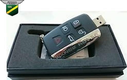 Preisvergleich Produktbild Land Rover New Genuine Auto Key USB Memory Stick 51lrkeyfob8gb