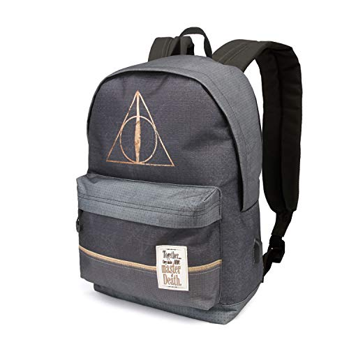 Karactermania Harry Potter Deathly Hallows-HS Rucksack Mochila Tipo Ca
