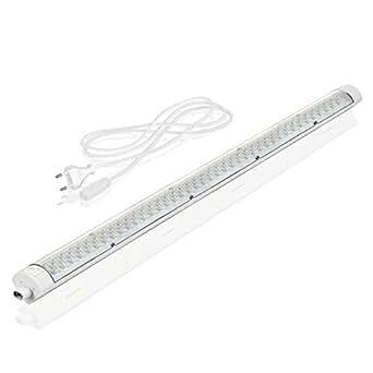 parlat LED Unterbau-Leuchte Meissa, 55cm Leiste, 450lm, 5,5W, kalt-weiß