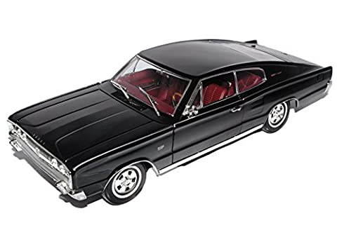 Dodge Charger Coupe Schwarz 1966 1. Generation 1/18 Yatming Lucky