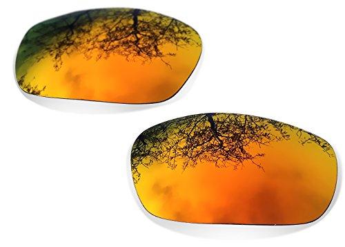 sunglasses restorer Custom Wechselgläser für Oakley Crosshair 2.0 (Polarized Fire Iridium Gläser)