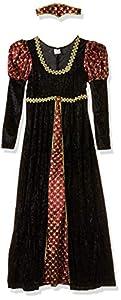 WIDMANN- Policía Virgo de Edad Medieval Disfraz para Mujer, Multicolor, L (00303)
