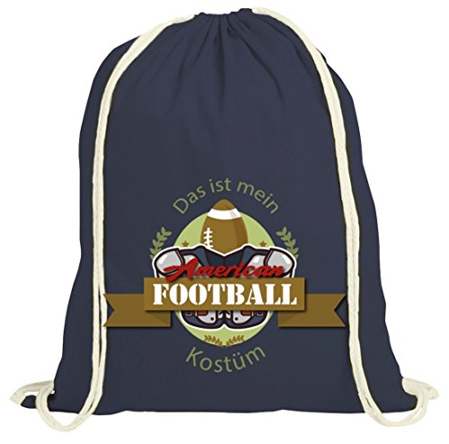 Scuro I Football Natura Del Nfl Blu Americano Fan Costume Superbowl Per Da p5xIgwqv