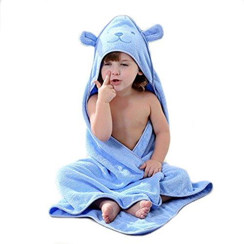 Golden Rule Toallas de bebé de alta calidad con capucha para niñas Toallas de...