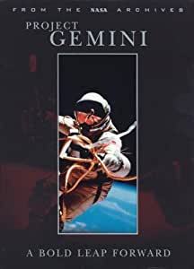 Spacecraft: Project Gemini - A Bold Leap Forward [DVD]