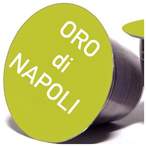 100 capsule caffè miscela ORO di NAPOLI compatibili NESPRESSO