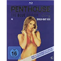 PENTHOUSE The Blue Edition - Gina and Friends, Renee and Friends, Jamie Lynn [3 Blu-ray-Box]