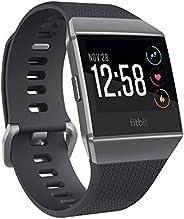 Fitbit Ionic, Fitness Smartwatch, Nero e Grigio Grafite