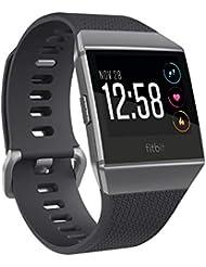 Fitbit - Ionic - Montre connectée sport : GPS intégré, + de 4 jours d'autonomie et étanche