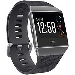 Fitbit Ionic, Carbón/Gris Cobalto
