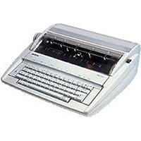 Máquina de escribir marca BROTHER modeo AX100, 12 caracteres por segundo, W406 x D366