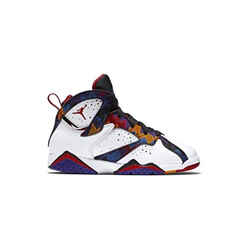 Nike Jordan 7 Retro BP, Chaussures de Sport Garçon