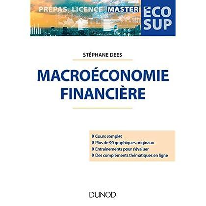 Macroéconomie financière (Éco Sup)