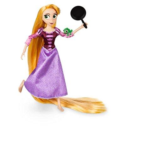 Rapunzel Offizielle Disney Tangled Die Serie Klassische Puppe Mit Pascal
