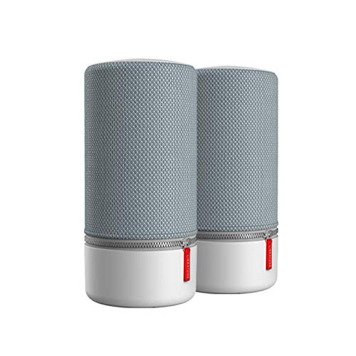 Libratone Zipp 2 Multi-Room Bundle 2 Pieces, Portable Smart Wireless Speaker (Alexa...