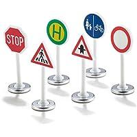 SIKU 0857  - Las señales de tráfico (varios colores)