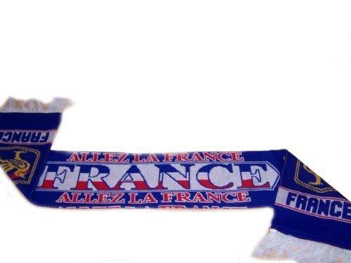Francia Equipo de fútbol bufanda
