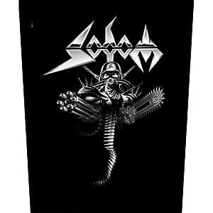Sodom - Backpatch Knarrenheinz (in ): Amazon.co.uk: Sports