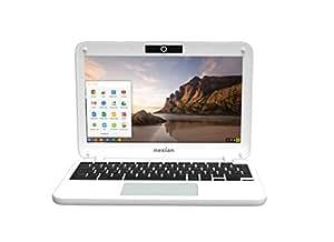 Nexian Chromebook 11.6-inch Laptop(Cortex-A17/2GB/16GB/Chrome OS), White