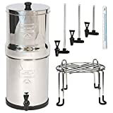 Royal Berkey avec Robinet Indicateur et Support Berkey