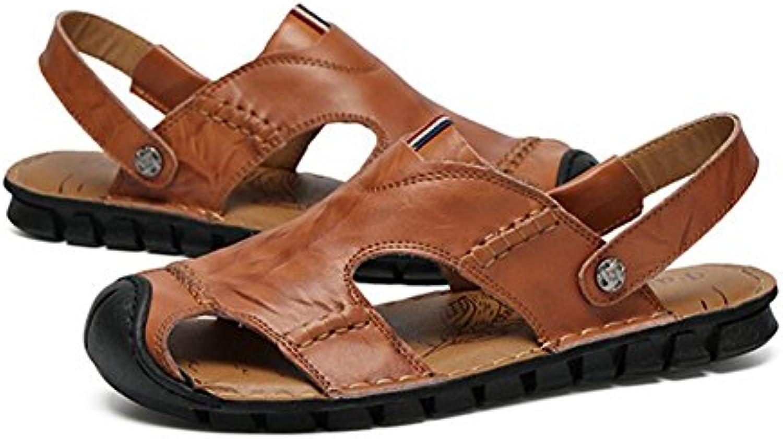 QSYUAN Uomo Nuovo Tempo Libero Sandali Scarpe Fondo Pedale E Comfort Traspirante Equilibrio Ammortizzatore Anti-Slip... | Qualità Stabile  | Maschio/Ragazze Scarpa
