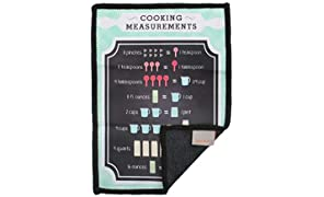 Smartie Microfiber Cleaning Cloth (Cooking Measurements)