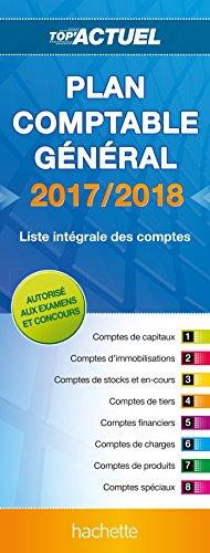 Top'Actuel Plan Comptable 2017-2018