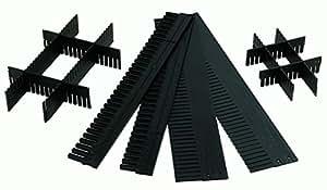 Universal-gefachteiler 40 mm, épaisseur :  5 mm, palette, récipient ou kanbansysteme