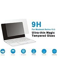 MegaGear Ultra-Dünne 0,4 mm Schutzfolie für Apple MacBook Displayschutzfolie