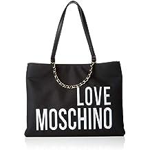 Love Moschino Borsa donna a mano o spalla articolo JC4112PP17LO BORSA CANVAS b0eacde8c28