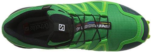 Salomon Speedcross 4, Chaussures de Trail Homme green